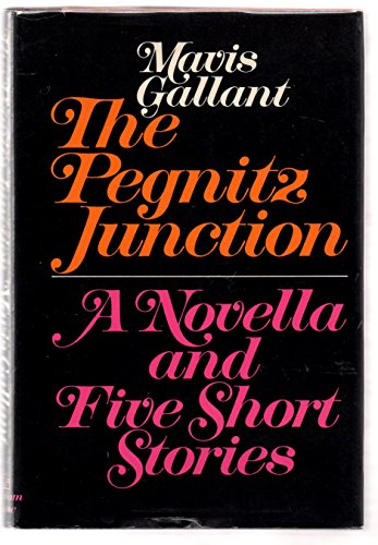 9780394483849: The Pegnitz junction; a novella and five short stories