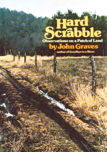 9780394483863: Hard Scrabble: Observations on a Patch of Land