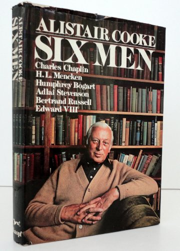 Six Men (SIGNED): Cooke, Alistair