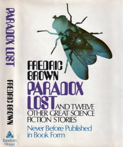 9780394484488: Paradox Lost and Twelve Other Great Science Fiction Stories