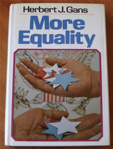 9780394487359: More equality