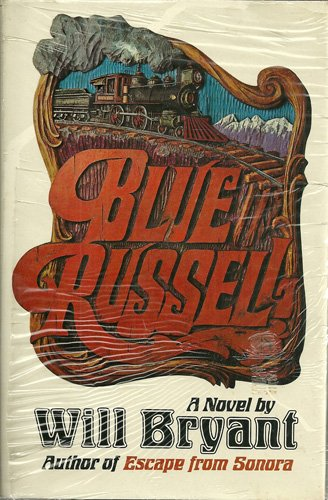 9780394487595: Blue Russell