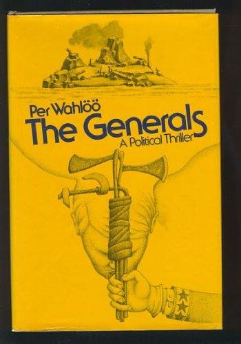 The generals: Per Wahlöö