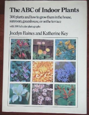 The ABC of indoor plants: Jocelyn Baines &