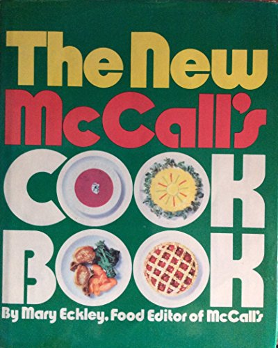 The New McCall's Cook Book