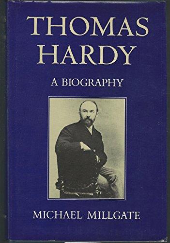 9780394488028: THOMAS HARDY: A BIOG