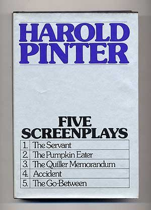9780394488219: Five Screenplays