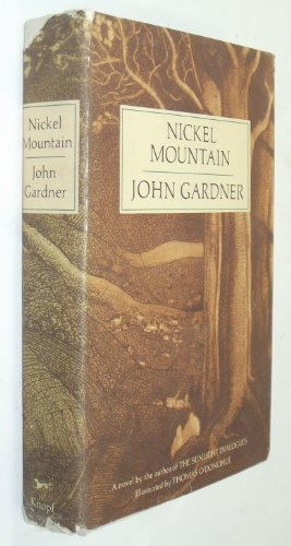 9780394488837: Nickel Mountain; A Pastoral Novel: A Pastoral Novel