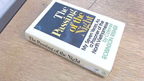 9780394489674: The Passing of the Night: My Seven Years as a Prisoner of the North Vietnamese