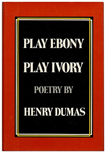 9780394489704: Play Ebony, Play Ivory