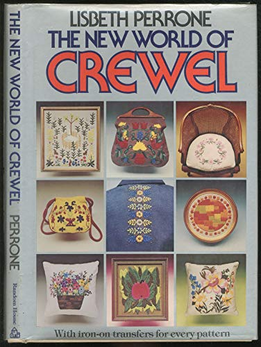 9780394489797: The New World of Crewel