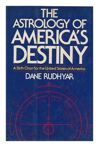 9780394490618: The astrology of America's destiny