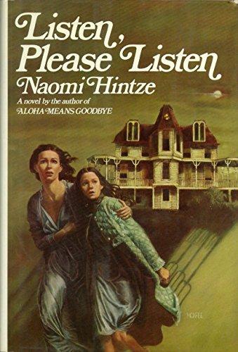 Listen, Please Listen: Naomi Hintze
