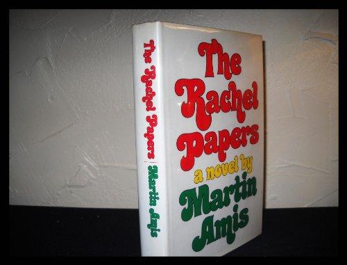 Rachel Papers.: AMIS, Martin.