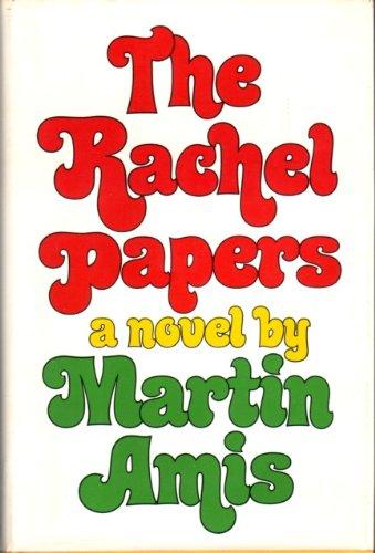 9780394491431: The Rachel Papers
