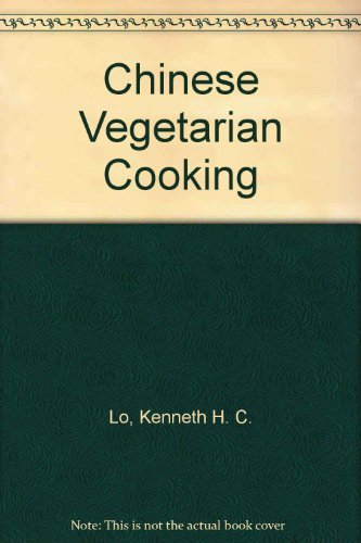 9780394491653: Chinese vegetarian cooking,