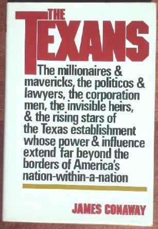 9780394491691: The Texans