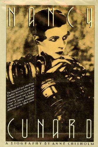 9780394492001: Nancy Cunard: A biography
