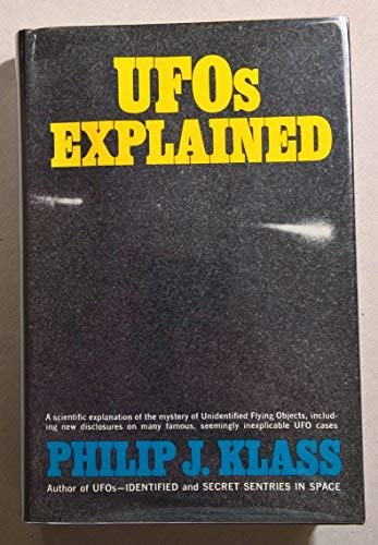 9780394492155: Ufos Explained