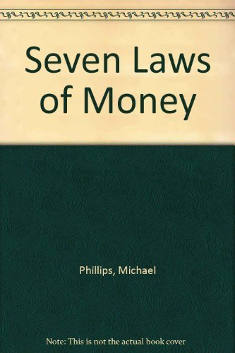 9780394492247: The 7 Laws of Money