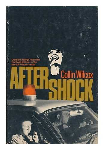 Aftershock by Wilcox, Collin: Collin Wilcox
