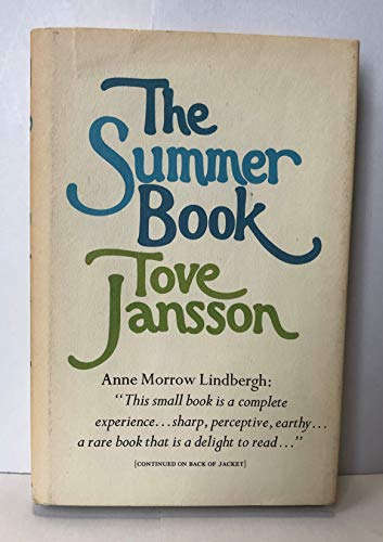 The Summer Book: Jansson, Tove