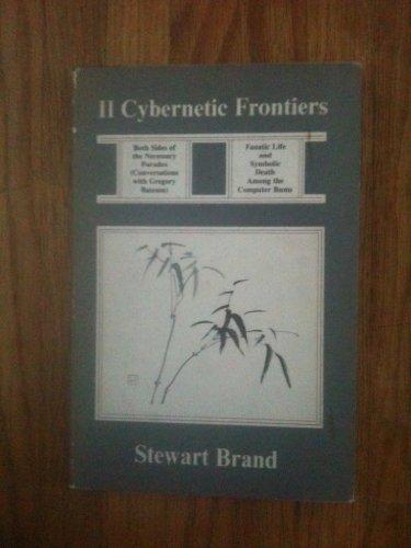 9780394492834: II cybernetic frontiers