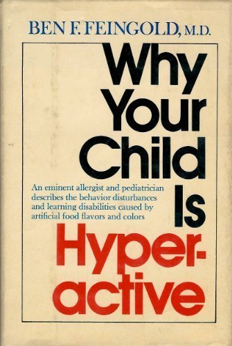 9780394493435: Why Your Child Is Hyperactive