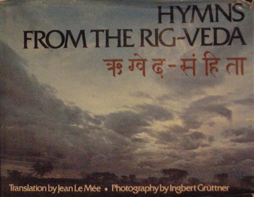 9780394493541: Hymns from the Rig-Veda