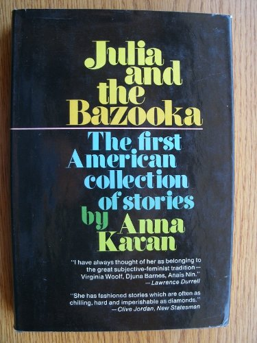 9780394494456: Julia and the bazooka, and other stories