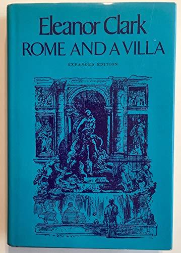 9780394494463: Rome and a Villa