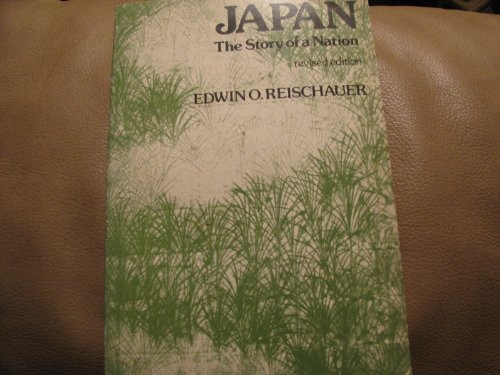 9780394495101: Japan: the story of a nation