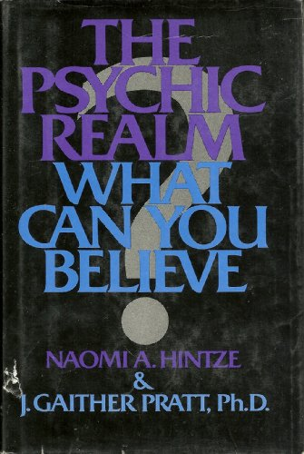 9780394495385: The Psychic Realm
