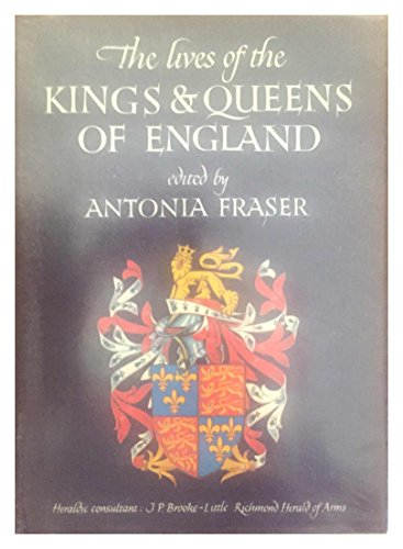 9780394495576: The Lives of the Kings and Queens of England