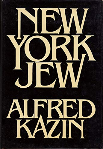 9780394495675: New York Jew