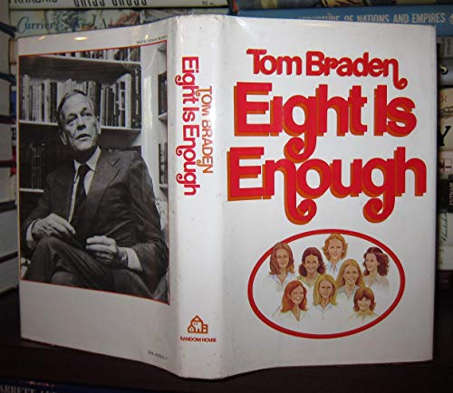 9780394495835: Eight Is Enough