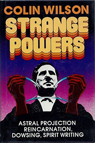 9780394495859: Strange Powers