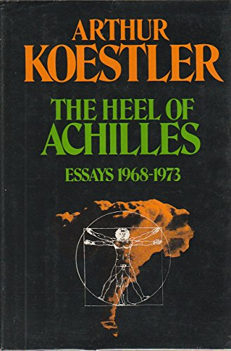 9780394495965: The Heel of Achilles: Essays 1968-1973