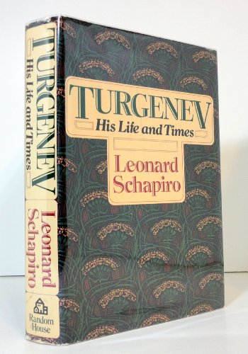 9780394496405: Turgenev, his life and times