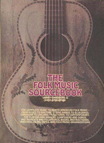 9780394496849: The folk music sourcebook