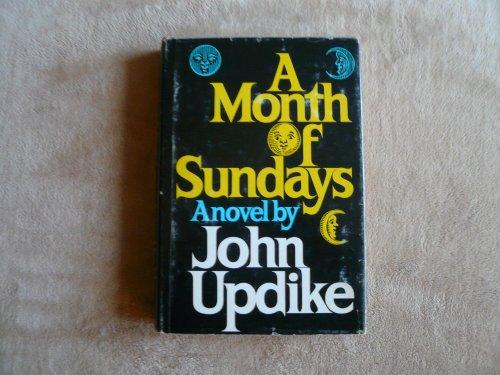 9780394497327: A month of Sundays