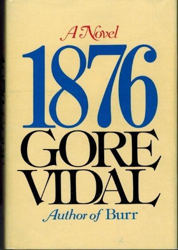 9780394497501: 1876, A Novel