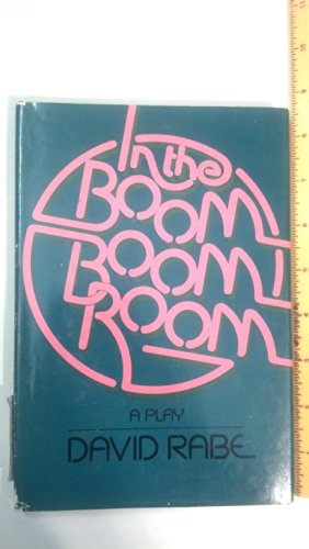 In The Boom Boom Room By Rabe David Knopf New York 9780394497693