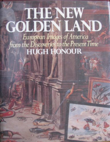 9780394497730: THE NEW GOLDEN LAND
