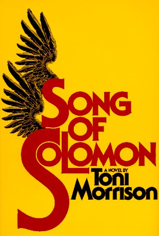 Song of Solomon Morrison, Toni