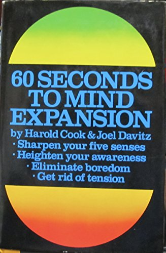 9780394497976: 60 seconds to mind expansion