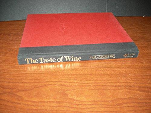 The taste of wine: Vandyke Price, Pamela Joan
