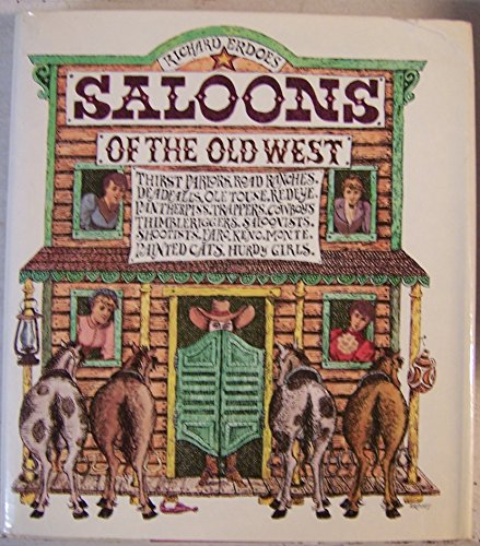 9780394498249: Saloons of the Old West