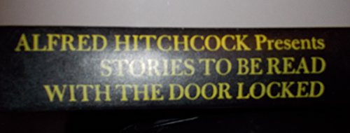 9780394498393: Alfred Hitchcock Presents: Stories to Be Read with the Door Locked