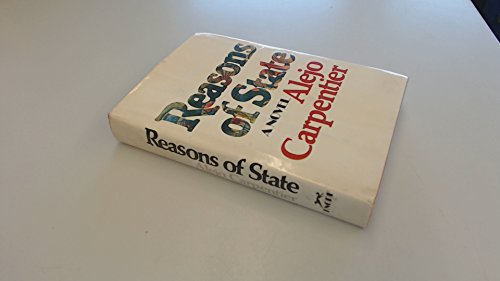 9780394499093: Reasons of State